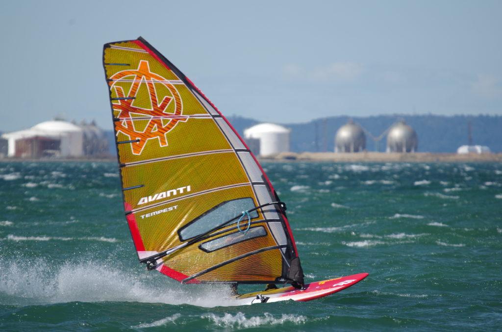 Windsurfing Jahrbuch 2018- Tempest 7.7 in test