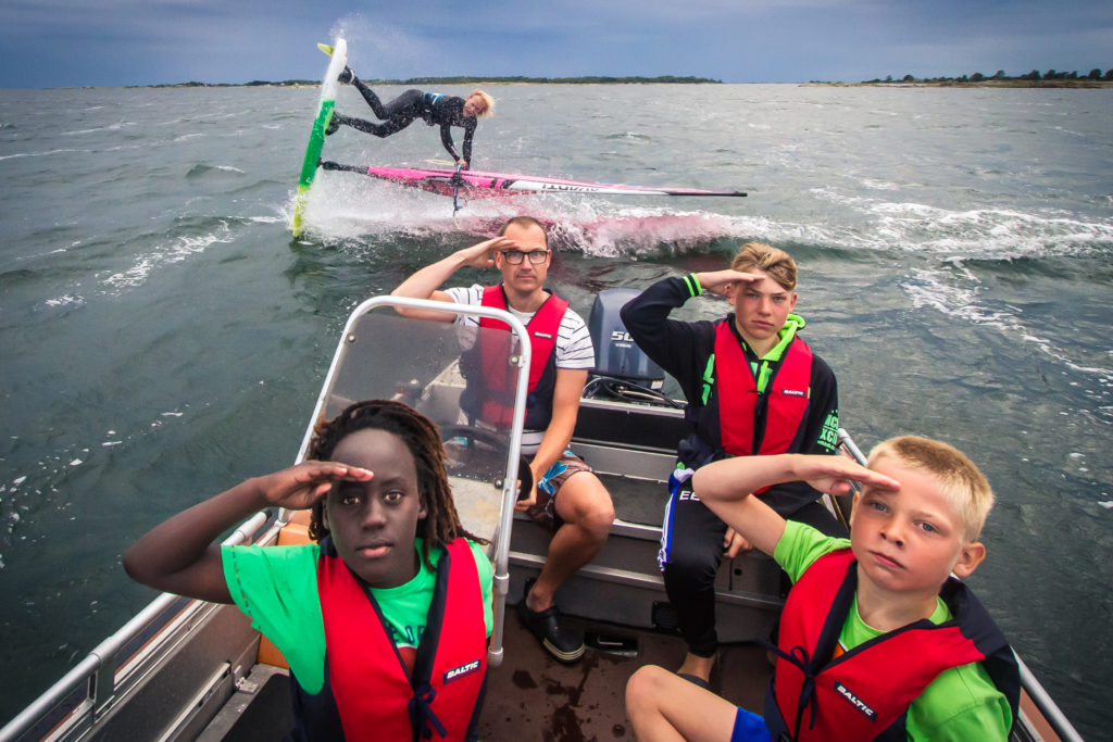 Freestyle Camp Torhamn, with Erik Hakman