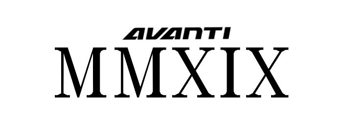 Avanti Sails 2019 lookbook