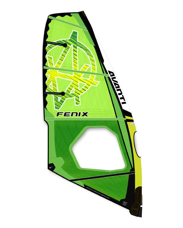 Sails Fenix 20