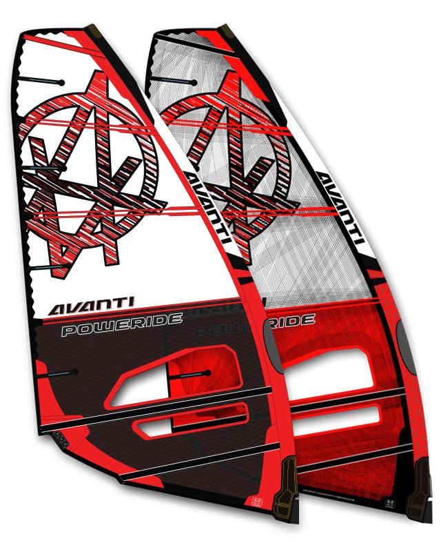 Sails Poweride Monofilm Membrane 22